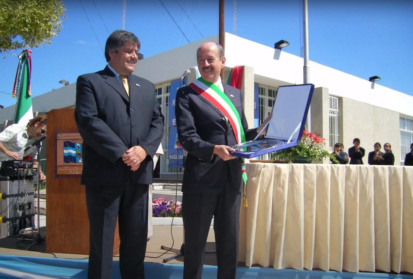 Hermanamiento Etruria-Magliano Alpi
