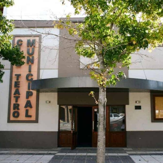 Cine Teatro Municipal Etruria