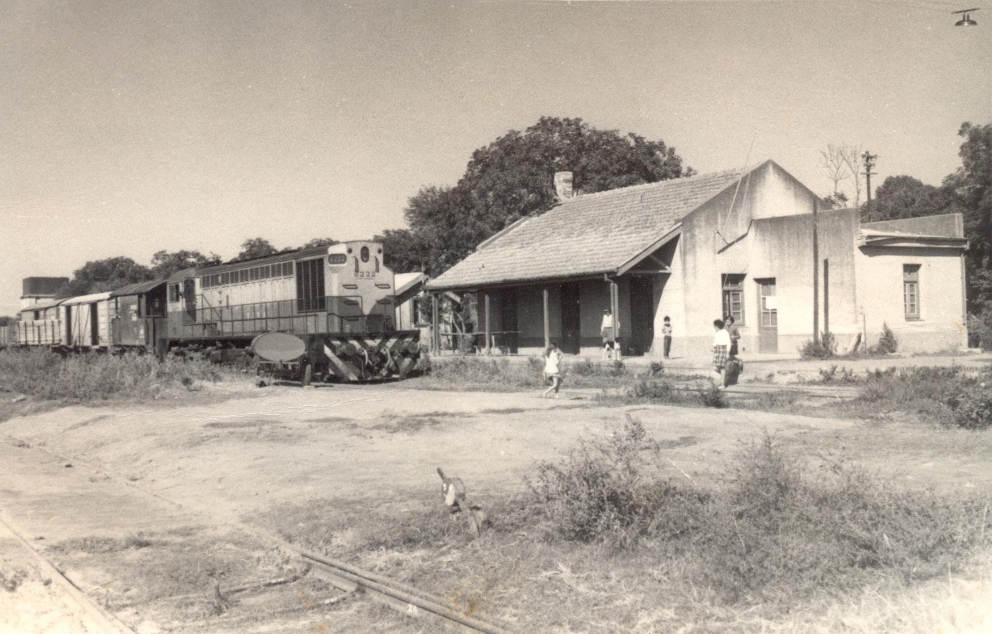 Estación Etruria